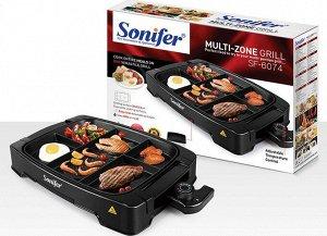 Электрический гриль-барбекю Sonifer