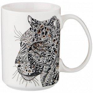 """Кружка """"леопард"""" 500мл"""