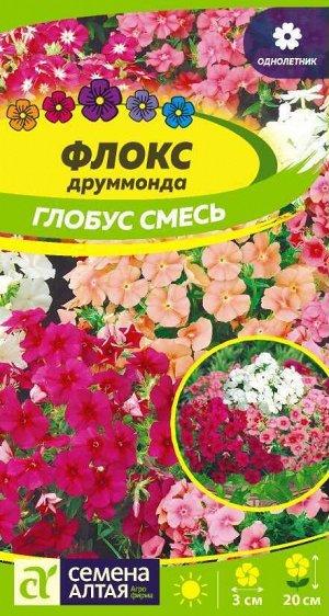 Флокс Глобус смесь друммонда/Сем Алт/цп 0,1 гр.