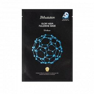 JMsolution Антиоксидантная маска с фуллереном и пептидами Aqua Fullerene Mask