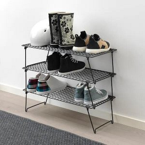 GREJIG ГРЕЙГ Полка для обуви58x27x17 см