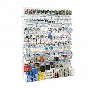 Комплект сантехнических изделий Masterprof, 102 предмета + стенд в ПОДАРОК