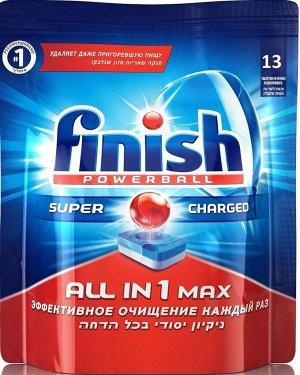 Finish / Финиш ТАБЛЕТКИ ALL IN 1 MAX 13 шт