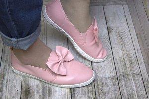 Женские туфли низкий ход SJMOK