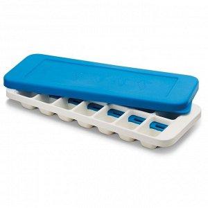 Форма для льда QuickSnap Plus голубая, Joseph Joseph