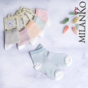 Детские носки (полоска) milanko
