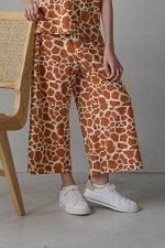 Кюлоты жираф скидка