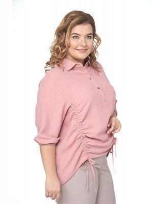 Блуза Varra 3/4 014012 (М)  розовый