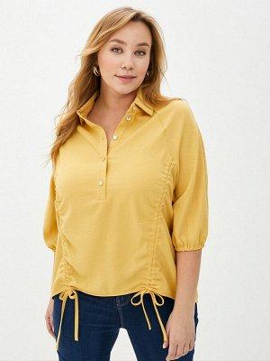 Блуза Varra 3/4 014012 (М)  желтый