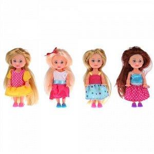 "Кукла ""Карапуз"" Машенька, 12 см. , твердое тело, в ассорт."