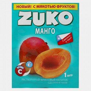 Растворимый напиток ZUKO Манго 25 г