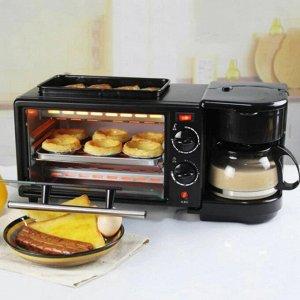 Машина для завтрака 3 в 1 Sonifer