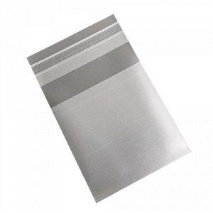 Пакет матовый с клейкой лентой 7х7 см, 100 шт.