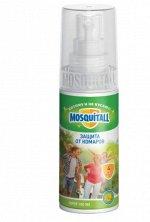 """Спрей от комаров Mosquitall """"Защита для взрослых"""", 100 мл"""