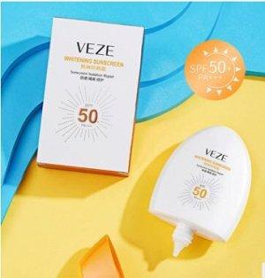 Солнцезащитный крем Venzen SPF50. 45 мл