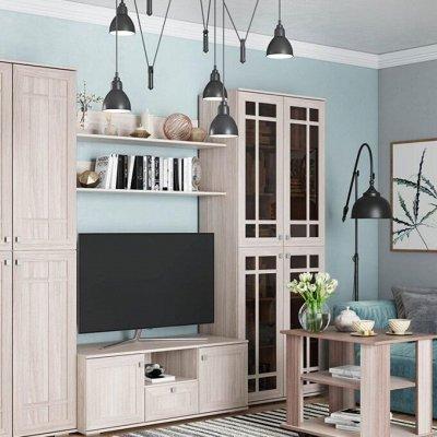 Стеллажи для организации рабочего пространства — Мебельная коллекция Ривьера (ясень шимо светлый)