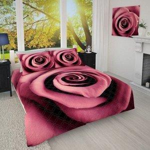 Покрывало 1/008 Бархатная роза