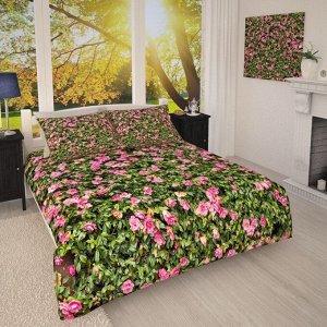 Покрывало 1/008 Зеленые цветочные луга