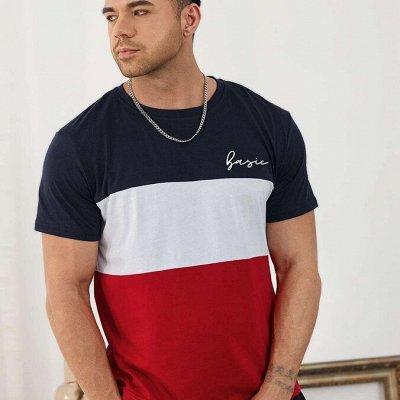 Пляжная вечеринка⚡Лето 2021: купальники, кимоно, панамы — Мужские футболки