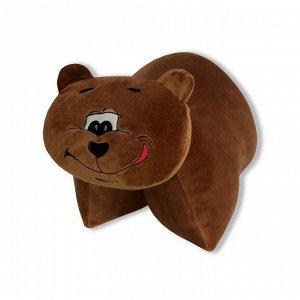 """Антистрессовая подушка-игрушка """"Трансформеры"""" 5(Медведь)"""