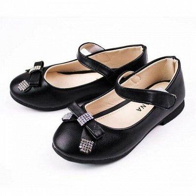 РАДУГА-ДЕТИ Мега-детская за-ку-п-ка! Скидки на ура! 💥 — Девочкам-Школьные туфли