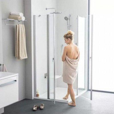 🏠 Все для дома и сада, Отдыха и Уборки — Шторы для ванной комнаты, банные аксессуары