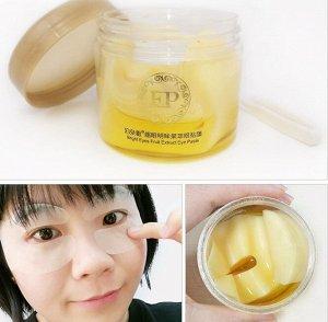 Bioaqua Увлажняющая маска- патчи для кожи вокруг глаз с фруктовыми экстрактами 60 шт