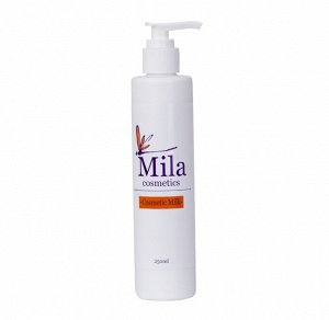 Молочко после депиляции Mila Cosmetics - 250 мл.