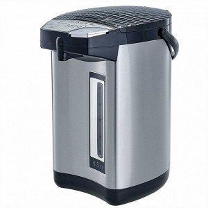 Чайник-термос электрический 750 Вт, 4,5 л DЕLTA LUX DE-1700 нержавеющая сталь