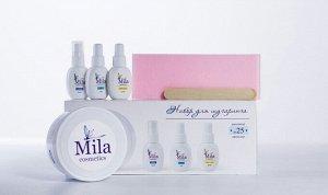 Набор Mila Cosmetics - Medium.