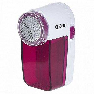 Машинка для стрижки катышков DELTA DL-257 бордовая