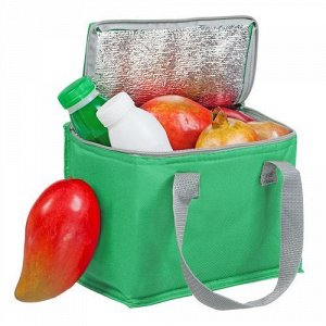 Сумка-холодильник с ручками, 36*21*27 см