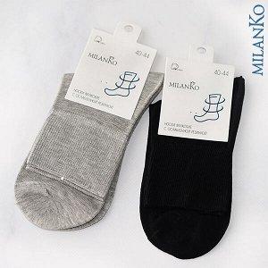 Мужские носки с ослабленной резинкой MilanKo