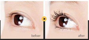Удлиняющая тушь для ресниц Images Long Thick Smart Mascara,10 гр