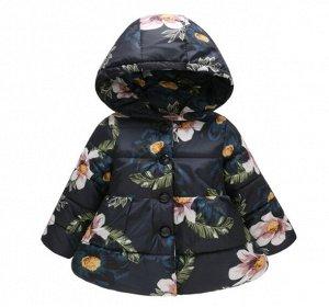 Куртка утепленная на хлопке