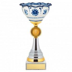 Кубок российские традиции 35,5 см KM2576a