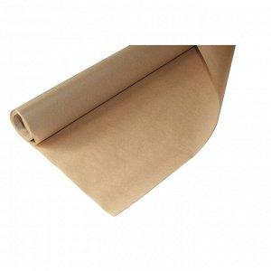 Бумага упаковочная крафт 70 г/м2, рулон 100х70см, 10 листов в рул...