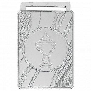 Медаль кубок 50x35 мм серебро DC#MK357b-S