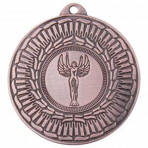 Медаль ника 50 мм бронза DC#MK280c-AG