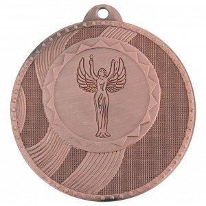Медаль ника 50 мм бронза DC#MK286c-AB