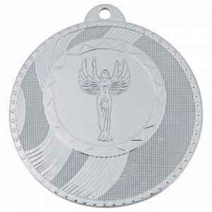 Медаль ника 50 мм серебро DC#MK286b-S