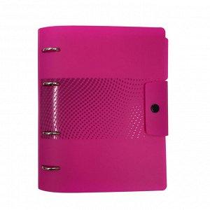 Ежедневник недатированный ATTACHE Digital розовый,А5, 272стр., на...