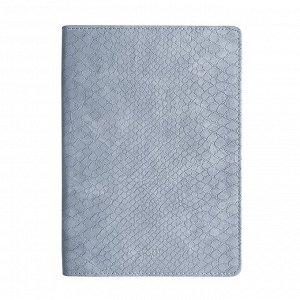 Ежедневник недатированный серый, А5, 160л., Animalistic I910/grey