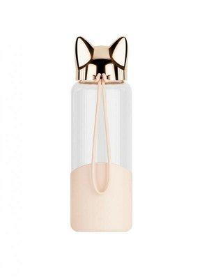 Симпатичная бутылка для жидкостей Лисичка Hoco CP15