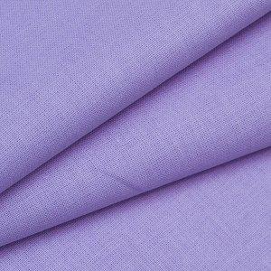 Ткань бязь ГОСТ Шуя 150 см 11710 цвет фиолетовый 1