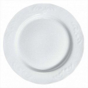 Тарелка 200 мм мелкая Надежда Белье 9С0690