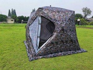 Зимняя палатка КУБ утеплення