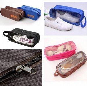 🔥Водонепроницаемая сумка для Обуви с удобной ручнкой!