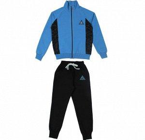 Комплект для мальчика (Толстовка,брюки)  индиго