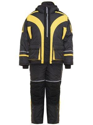 Зимний костюм Форвард -45 тайгер-твил Серый